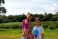 Blueberry Picking 2013-08-17