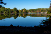 Houghtons Pond 2014-09-27